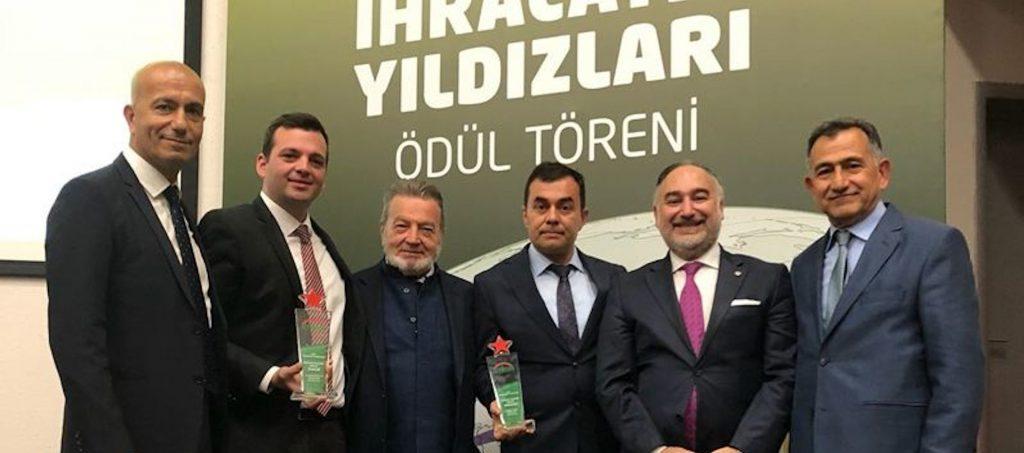 Alanar Meyve'ye İhracat Ödülü